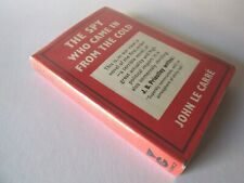 JOHN LE CARRE - THE SPY WHO CAME IN FROM THE COLD - 1ST/1ST 1963 - GOLLANCZ