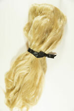 Blonde Human Hair  Clip-in-Extencions Accessories