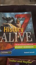 History Alive 7 for the Australian Curriculum Student Workbook by Elizabeth Har…