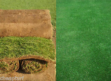Cheap Turf: Fresh/Real Garden Lawn Grass Turf Rolls from only £2.22 per sq.metre