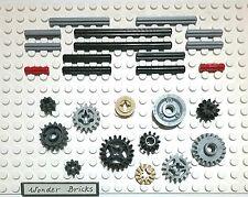 12x Lego Technic Gears & Axles 42054 Clutch