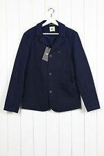 Neuf LEE manteau veste blazer bleu marine coupe slim taille S