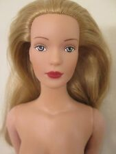 Nude Blonde Tyler Wentworth Tonner DOLL Stright Arm Body for play only Read Desc