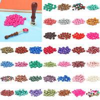 30/100pcs Sealing Wax Beads Granules For Retro Stamp Wedding Envelope Invitation