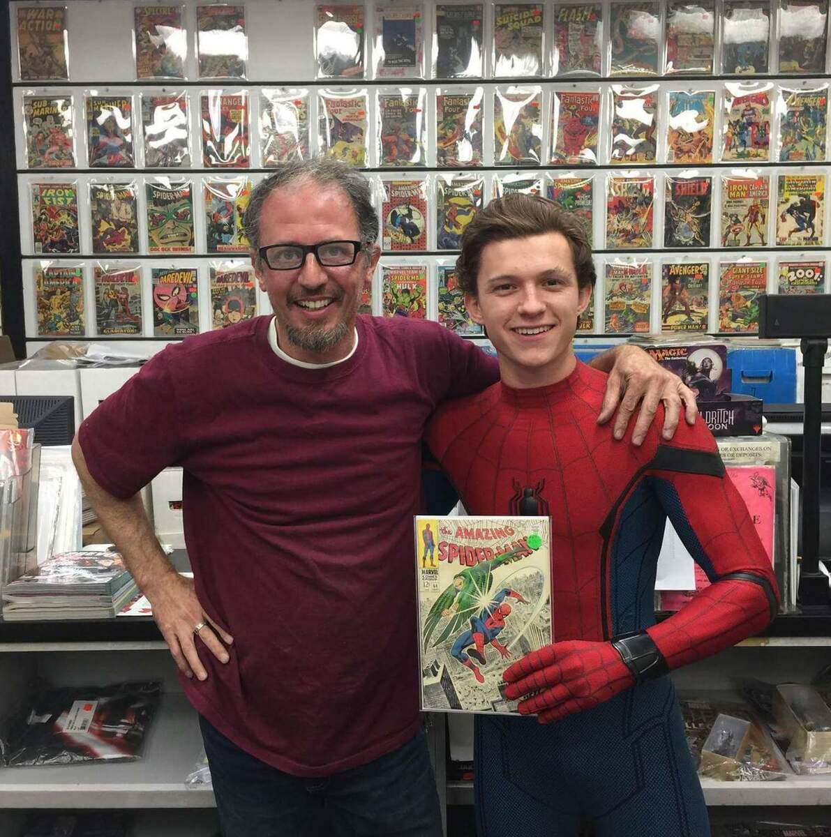 Silver Age Comics NYC