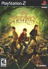 The Spiderwick Chronicles (2008) Brand New Factory Sealed USA Playstation 2 PS2
