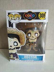 Funko pop Hector COCO - # 305 Disney Pixar- Rare VER FOTOS