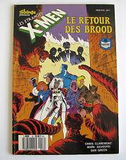 LES ETRANGES X-MEN - N° 16 - LE RETOUR DE BROOD - SEMIC
