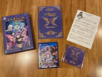 Brave Super Neptunia RPG Japan Limited Hero Edition PS4 PlayStation 4