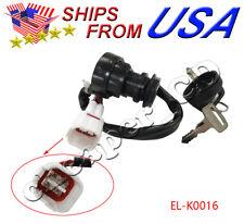 Ignition Key Switch ASSY for YAMAHA TIMBERWOLF 250 YFB250F ATV 1994-1999  E4