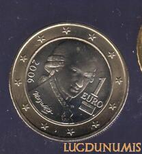 Autriche 2006 1 Euro SUP SPL Provenant d'un Rouleau - Austria