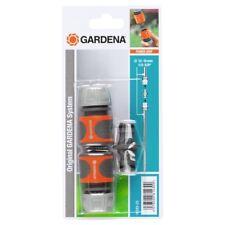 GARDENA SYSTEM KUPPLUNGS-SATZ 13 MM (1/2) SCHLAUCHVERBINDER 18283-20