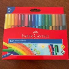 Faber-Castell   18 x Connector Pens