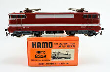 "MARKLIN/HAMO HO SCALE 8359 SNCF ""CAPITOLE"" ELECTRIC ENGINE #9291 DC 2-RAIL"