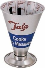 NEUF cuisinier SEC mesure traditionnel Cuisine Cuisson boite métal Tala 1598