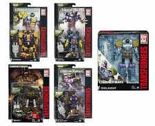 TRANSFORMERS COMBINER WARS BRUTICUS ONSLAUGHT BLAST OFF SWINDLE VORTEX BRAWL SET