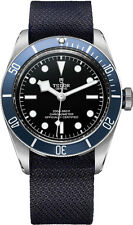 M79230B-0006 | BRAND NEW TUDOR HERITAGE BLACK BAY AUTOMATIC 41MM MEN'S WATCH
