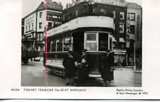 Kent Single Collectable Bus & Tram Postcards