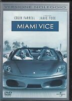 Miami Vice - DVD Ex-NoleggioO_ND007064