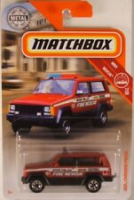 MATCHBOX #51 Jeep Cherokee Police [Fire], 2019 issue (NEW in BLISTERPACK)