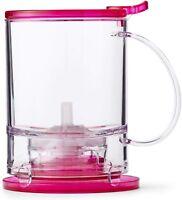 Teavana Perfec tea Maker, Pink Fuchsia New 32 ounces .
