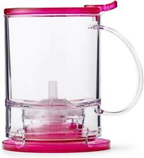 Teavana Perfec tea Maker, Pink Fuchsia New 32 ounces .