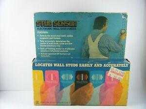Vintage Stud Sensor By Zircon International Inc. In Box Works