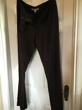 Suede Style Trousers Next Size 12