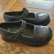 Dansko  Mary Jane Blue Shoes size 39