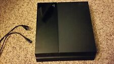 Sony PlayStation 4 (PS4) - 500 GB Console ADULT OWNED