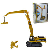 1pc KDW 1:87 HO Scale Diecast Material Handling Construction Vehicle Model Toy