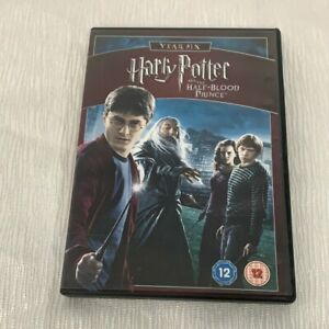 Harry Potter and the Half-Blood Prince DVD 2009 Year 6