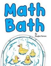 NEW Math Bath by Douglas Harmon