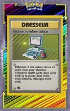 Recherche Informatique - Set de Base Edition 1 - 71/102 - Carte Pokemon Neuve FR