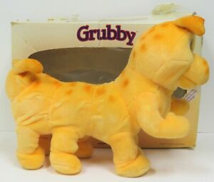 Teddy Ruxpin's Pal Grubby Animated Worlds of Wonder WOW