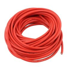 20ft 14 Gauge Silicone Wire Soft and Flexible 14 AWG Silicone Wire Red