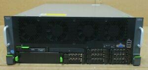 Fujitsu Primergy RX600 S6 4x Eight Core E7-4830 2.13GHz 384GB Ram 4x PSU Server