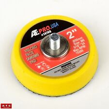 """Replacement 2"""" Right Angle Air Da Sander Disc Pad Sanding"""