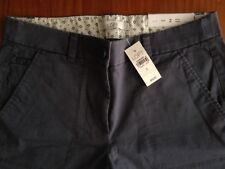 COMBINE SHIP new-with-tags 79%OFF! ANN TAYLOR LOFT size2 Crop blue-gray inseam26