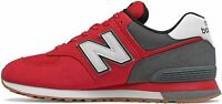 New Balance 574v2, Sneaker Donna - ML574SKD RED SCARPA