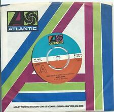 Ben E. King:First taste of love/Spanish Harlem:UK Atlantic:Soul