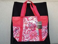 DESIGUAL NEU ETIKETT große Sommer Schultertasche Bag Pink TOP Shopper Blumen NEW