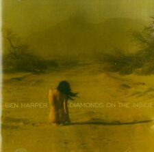 BEN HARPER - DIAMONDS ON THE INSIDE  CD ALBUM