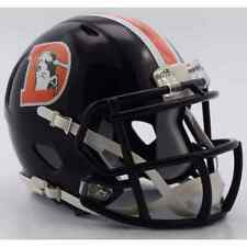DENVER BRONCOS (2016 COLOR RUSH) Riddell Speed Mini Helmet - FREE SHIPPING