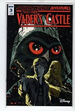 Star Wars Adventure's Vader's Castle Issue #3 IDW (1st Print 2018)