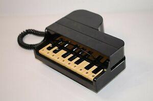 1985 Columbia Crusader Piano Telephone Grand Piano 1980s Model PN-10