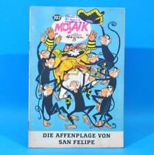 Mosaik 202 Digedags Hannes Hegen Originalheft   DDR   Sammlung original MZ 11