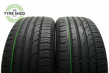 225 55 17 Continental ContiPremiumContact 2 *BMW Tyres x2 5.5mm (The Tyre Shed)