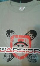Warrior Skateboard Xl Shirt ~ Brand New ~ Shorty's Birdhouse Chocolate Dgk Muska