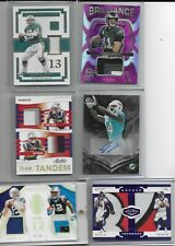 Quick Hits NFL Football Card Hot Pack! Guaranteed Auto Or Jersey Per Pack!